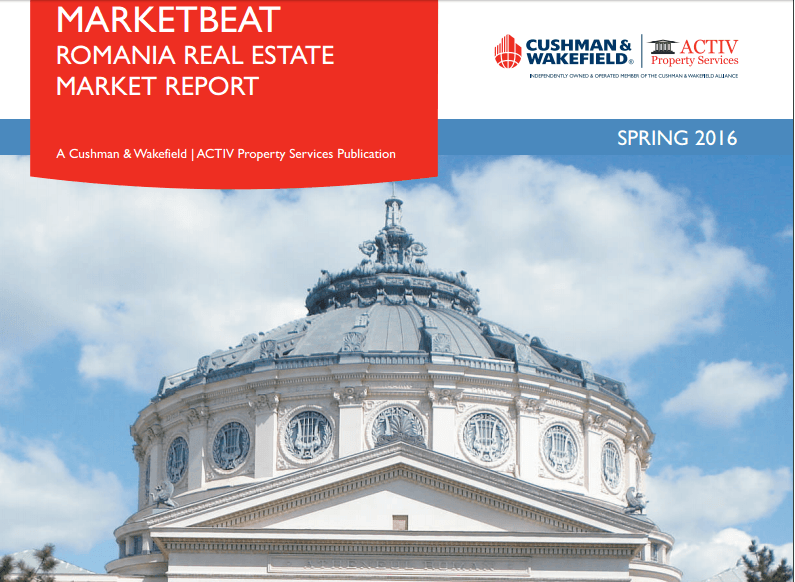 Romania Marketbeat - Spring 2016